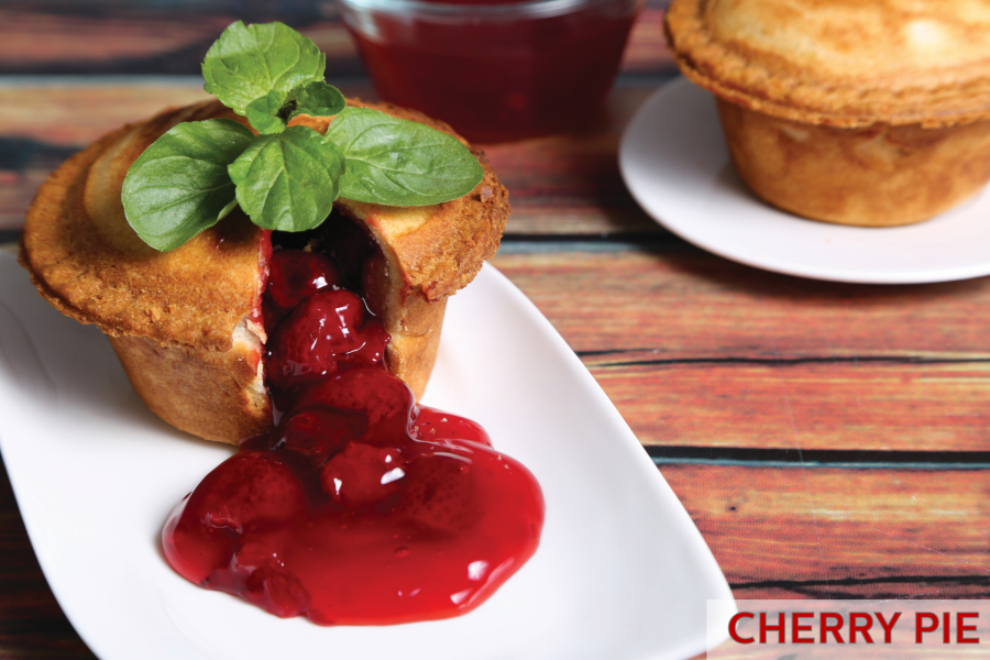How To Make Mini Cherry Pies in Just 7 Minutes!