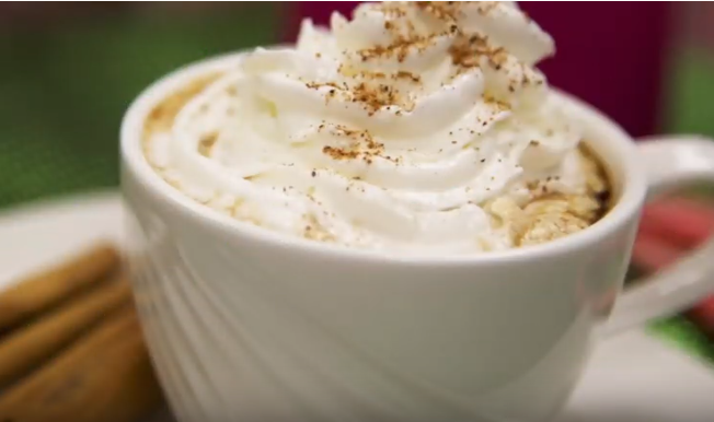 How to Make The Best Eggnog Coffee for the Holidays