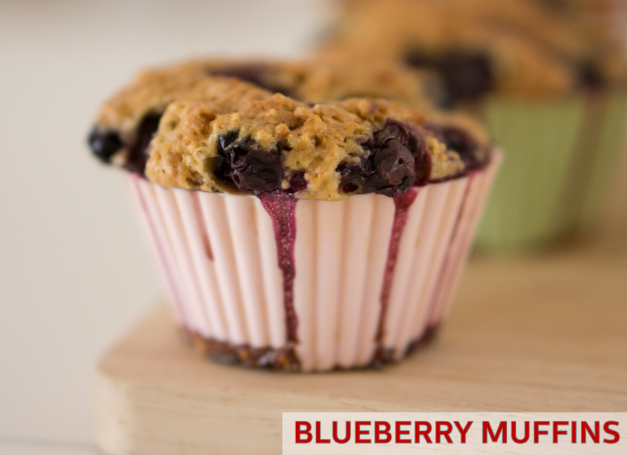 Yummy Blueberry Muffin Recipe