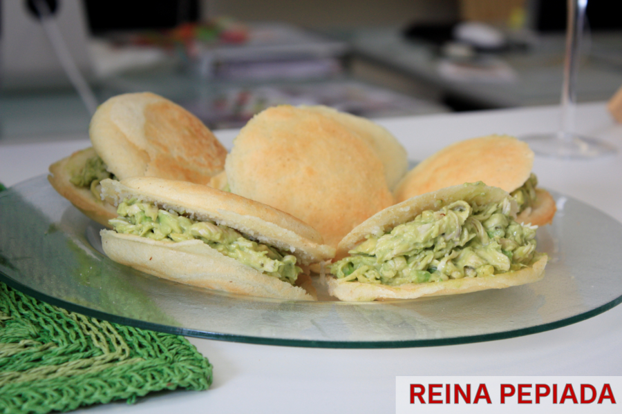 Traditional Arepa Recipe- Reina Pepiada