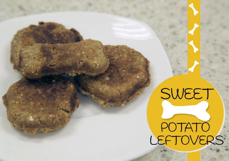 Sweet Potato Dog Treat Recipe