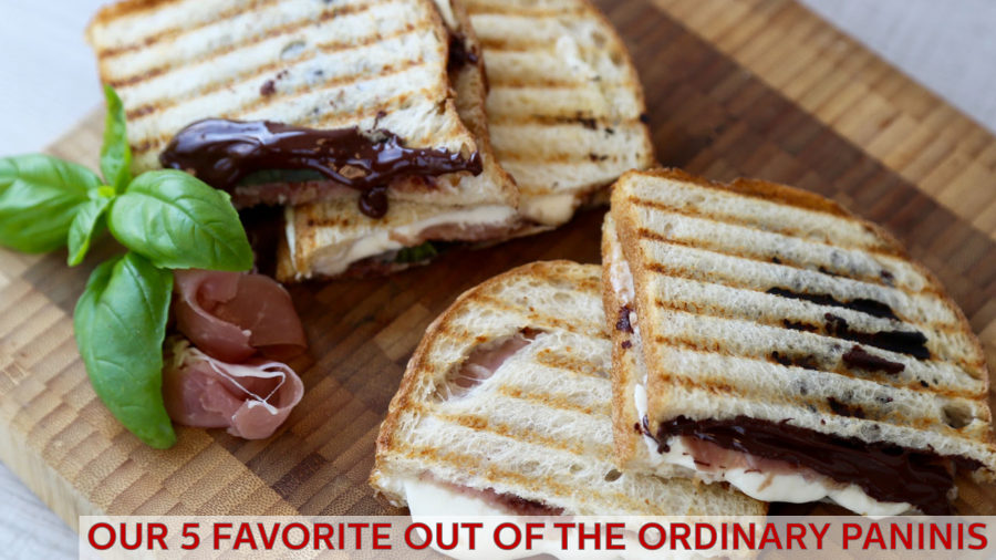 Our 5 Favorite Out of the Ordinary Paninis