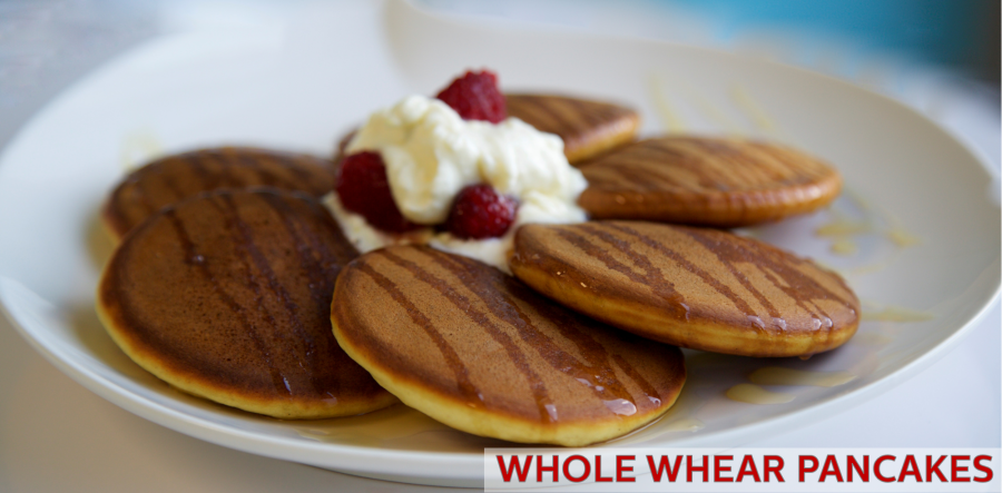 Whole Wheat Pancakes – Mundo Deli + Holstein Arepa Maker