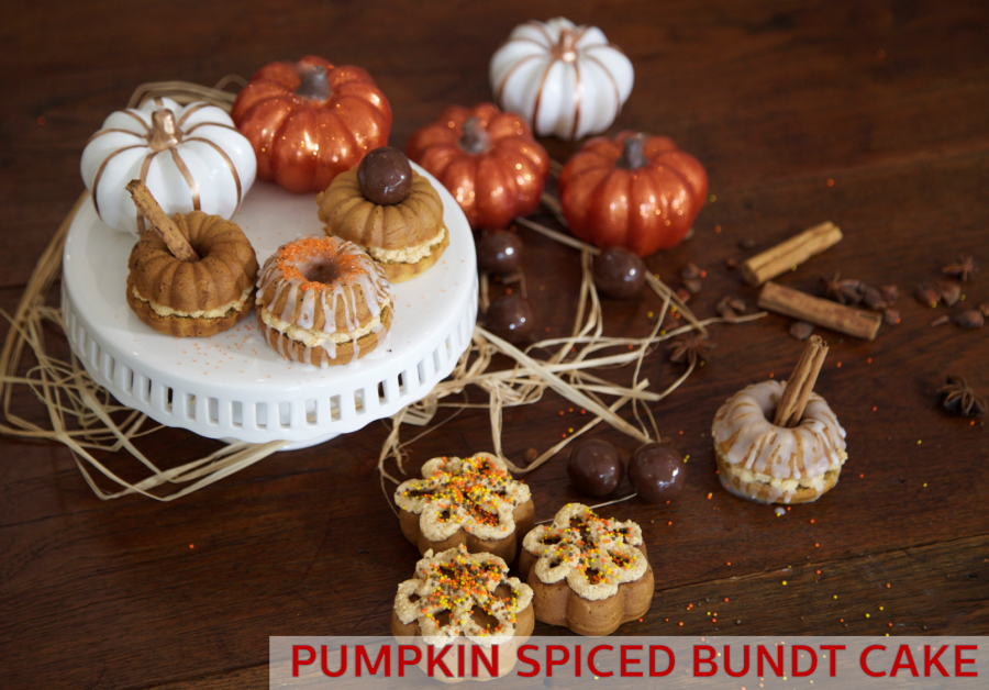 Pumpkin Spiced Bundt Cake Recipe – Holstein + Mundo Deli